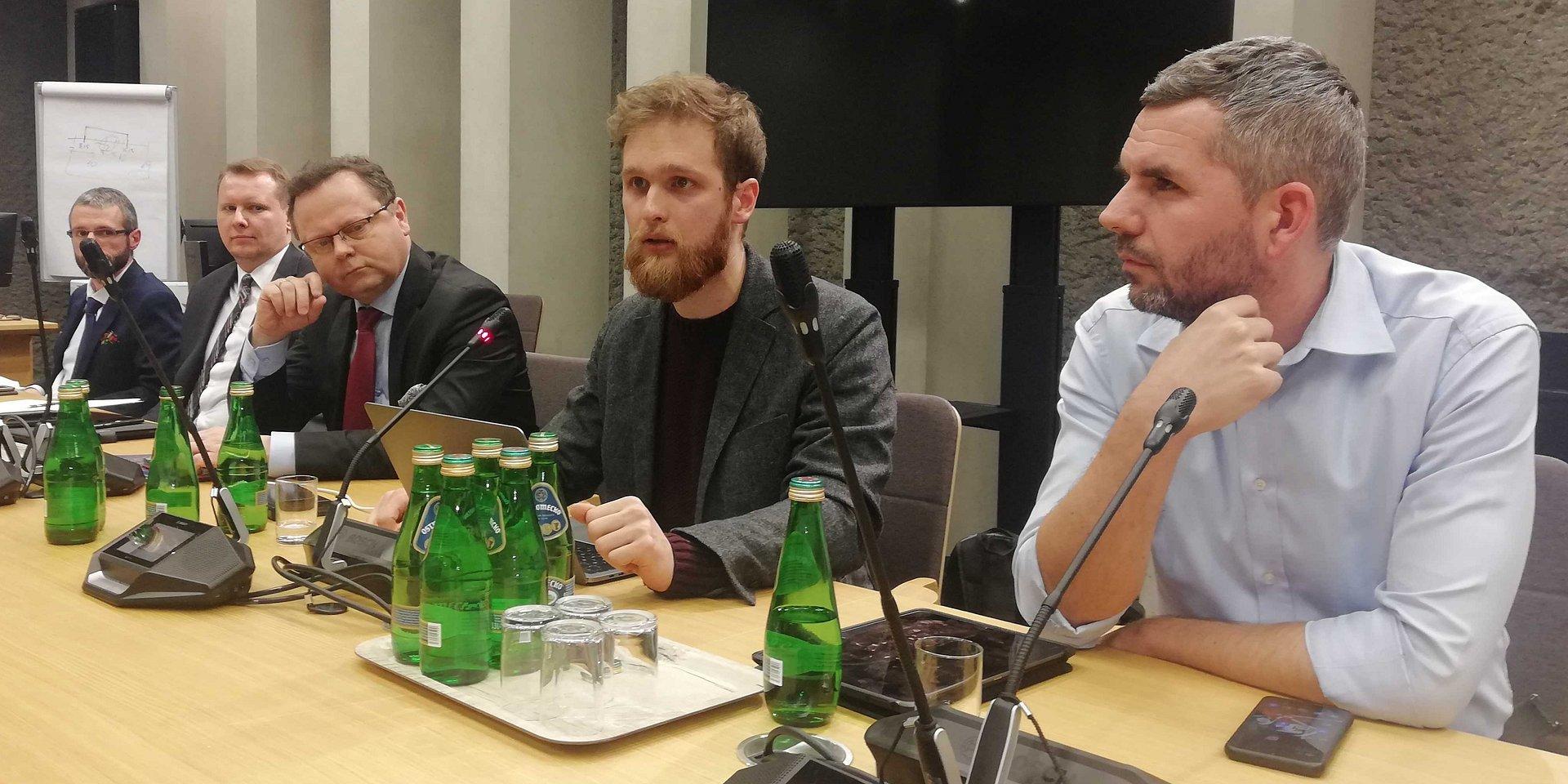 Sypiański w imieniu klubu Lewicy: Czas postawić na solidarność europejską