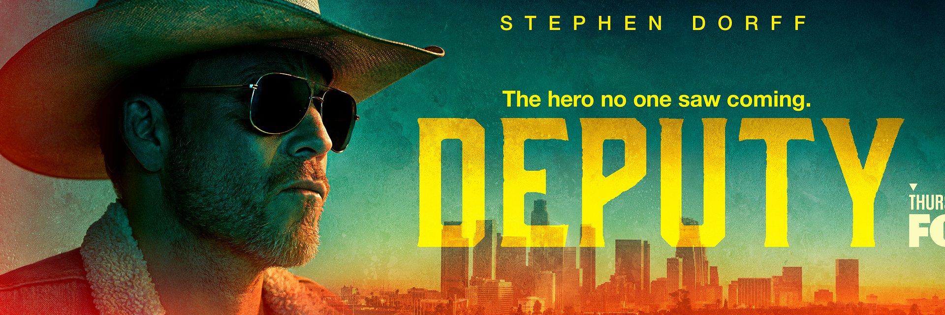 'DEPUTY' ESTREIA UM NOVO XERIFE NA FOX