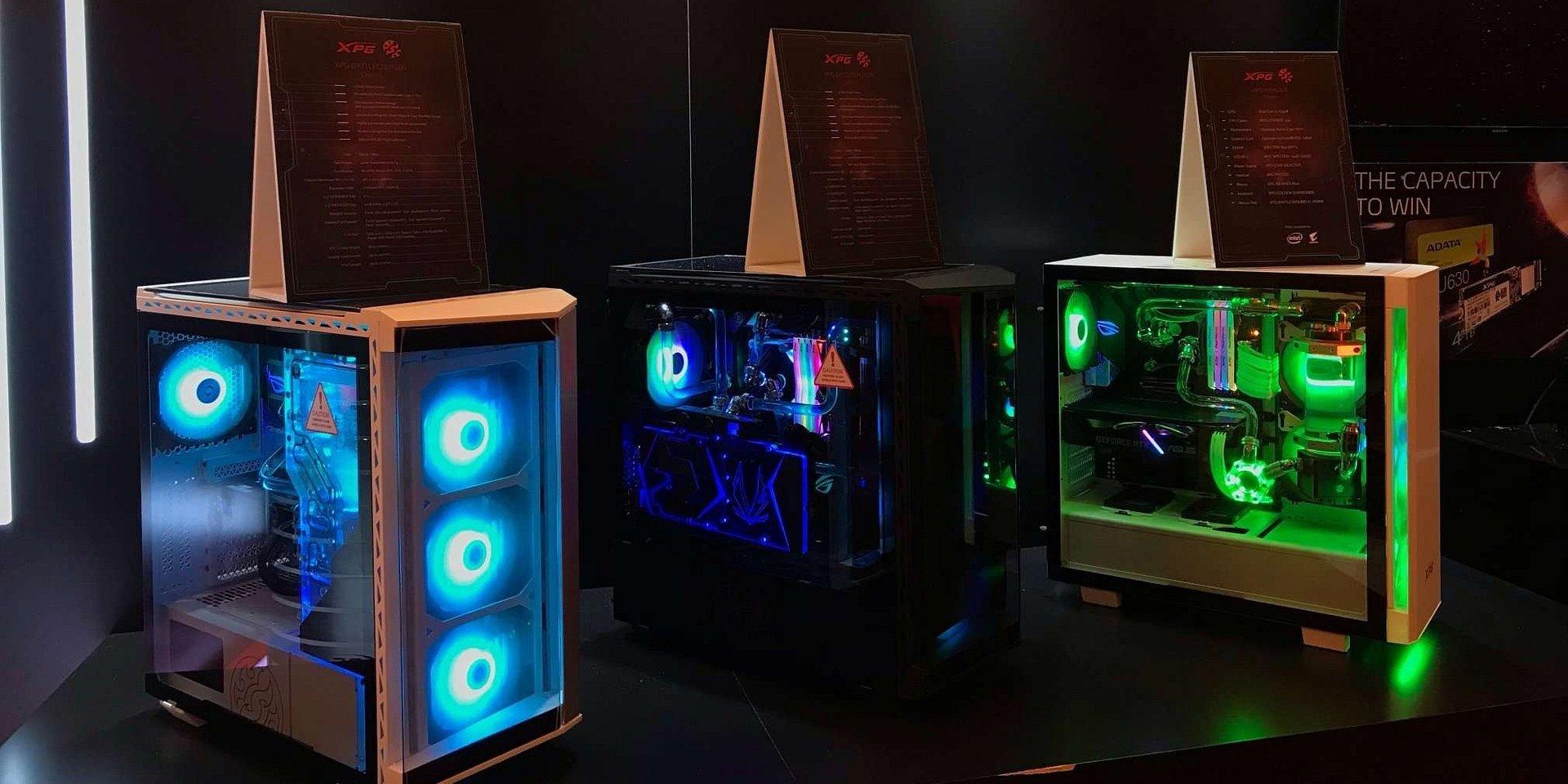 Kolejne nowości XPG z targów CES 2020 - laptop, monitor oraz akcesoria dla graczy