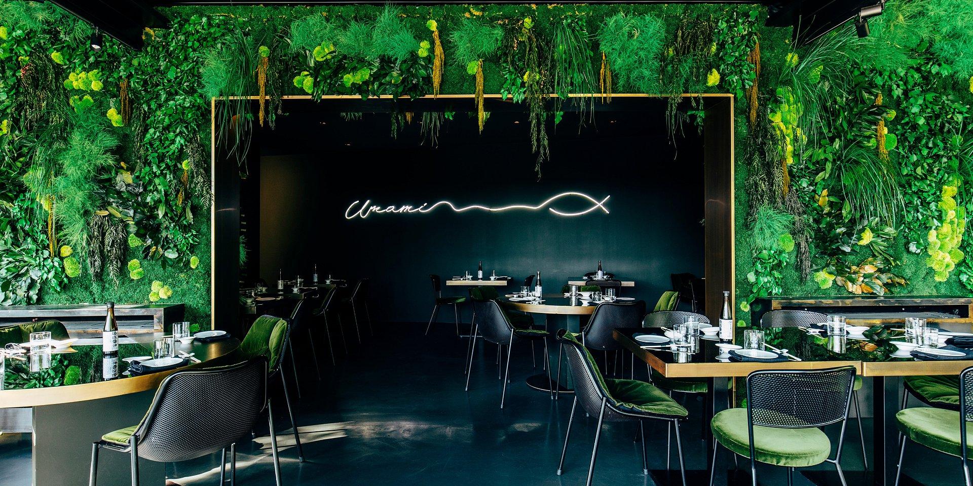 Umami Restaurant by Studio Svetti Architecture