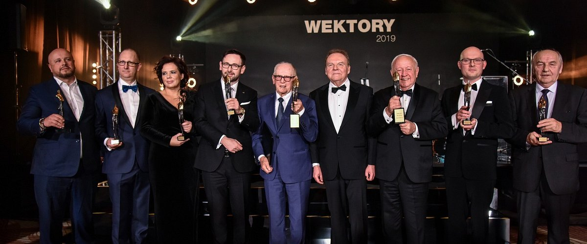 Medicover nagrodzony Wektorem 2019