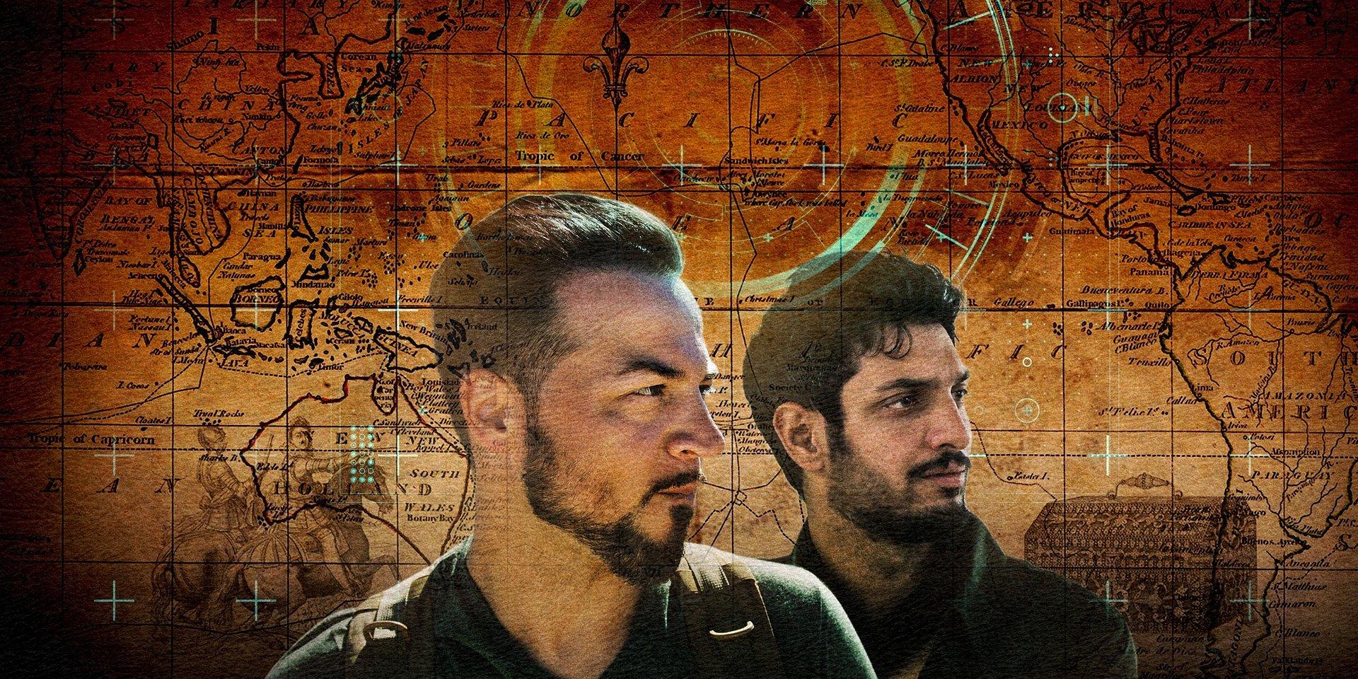 """""""Zaginione miejsca"""": nowy program Discovery Channel szuka odpowiedzi na najbardziej nurtujące pytania z historii"""