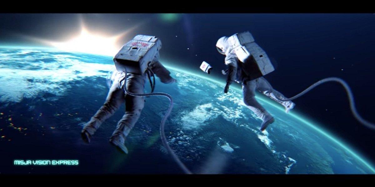 """Vision Express z promocją nie z tej Ziemi. Ruszyła """"Kosmicznie Wielka Wyprzedaż"""""""