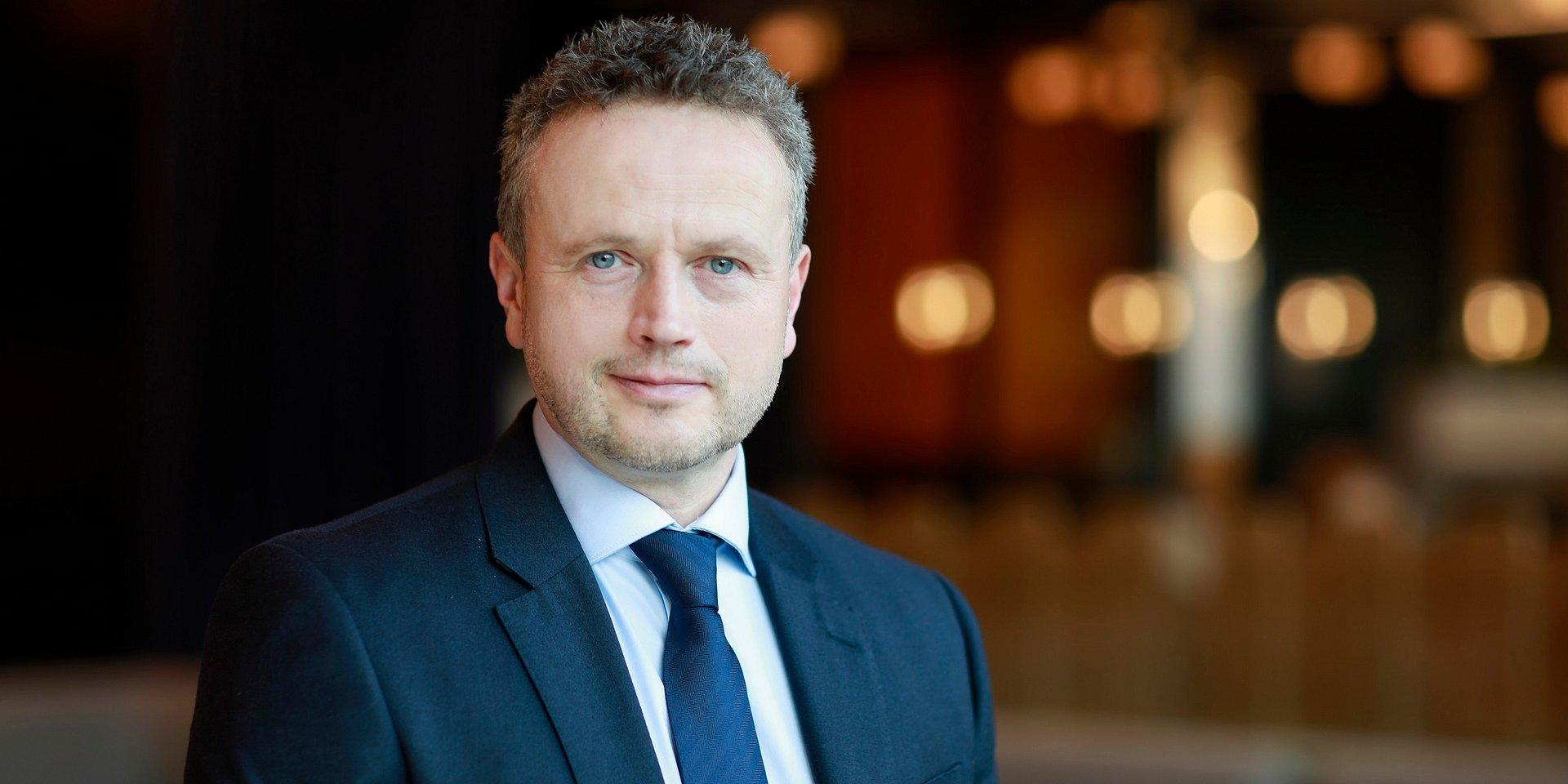 Mark Richardson wesprze Dział Doradztwa Inwestycyjnego w Colliers International