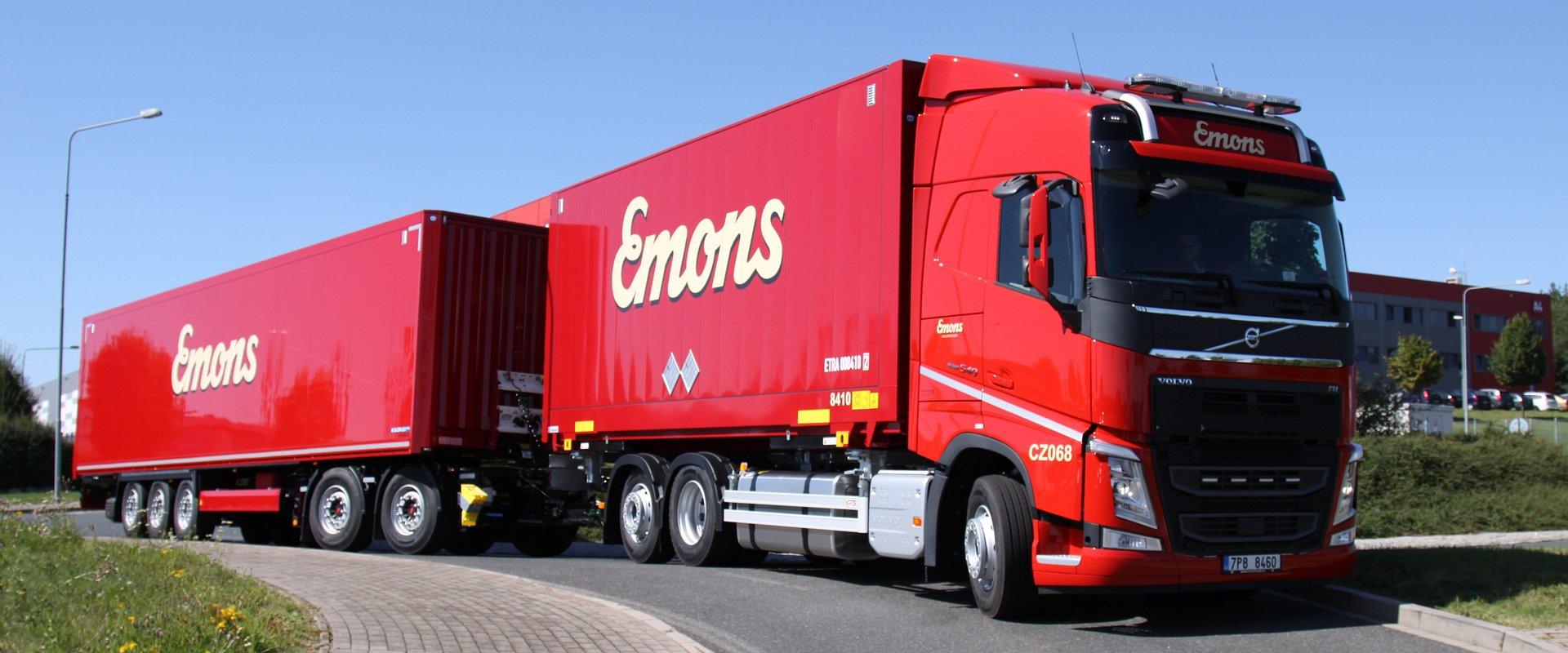 Zajistili jsme 10 000 m2 skladových ploch pro EMONS!