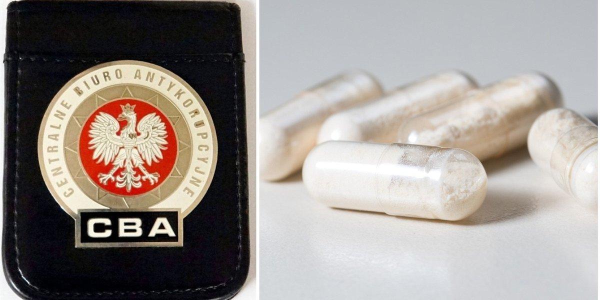 Mafia lekowa. Lider grupy zatrzymany przez CBA