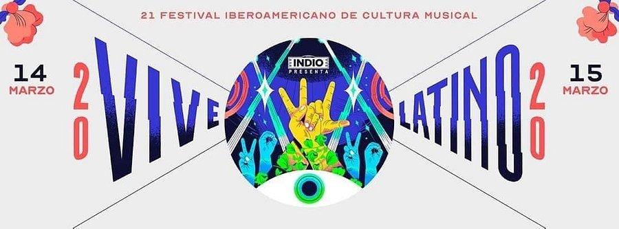 "Invitación Conferencia de Prensa Festival Iberoamericano de Cultura Musical Vive Latino ""#VL20"""