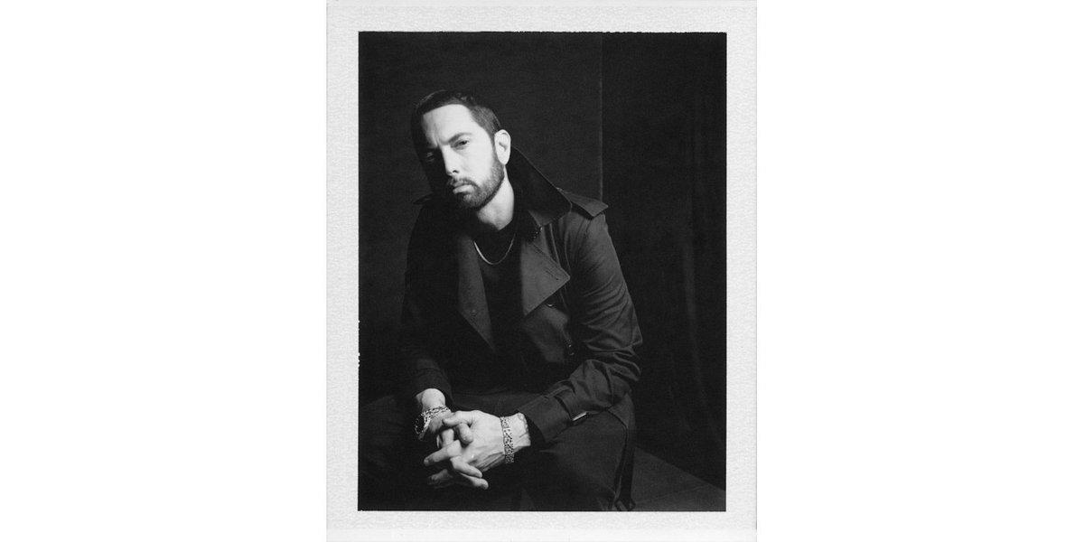 Eminem wydał nowy album bez zapowiedzi!
