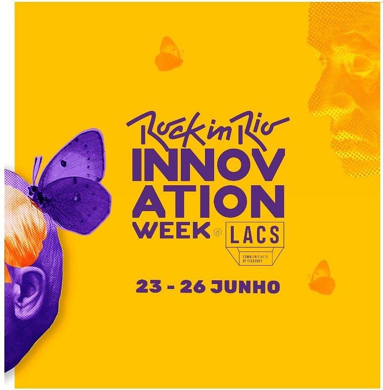 Rock in Rio Innovation Week está de volta em junho para a sua 3.ª edição