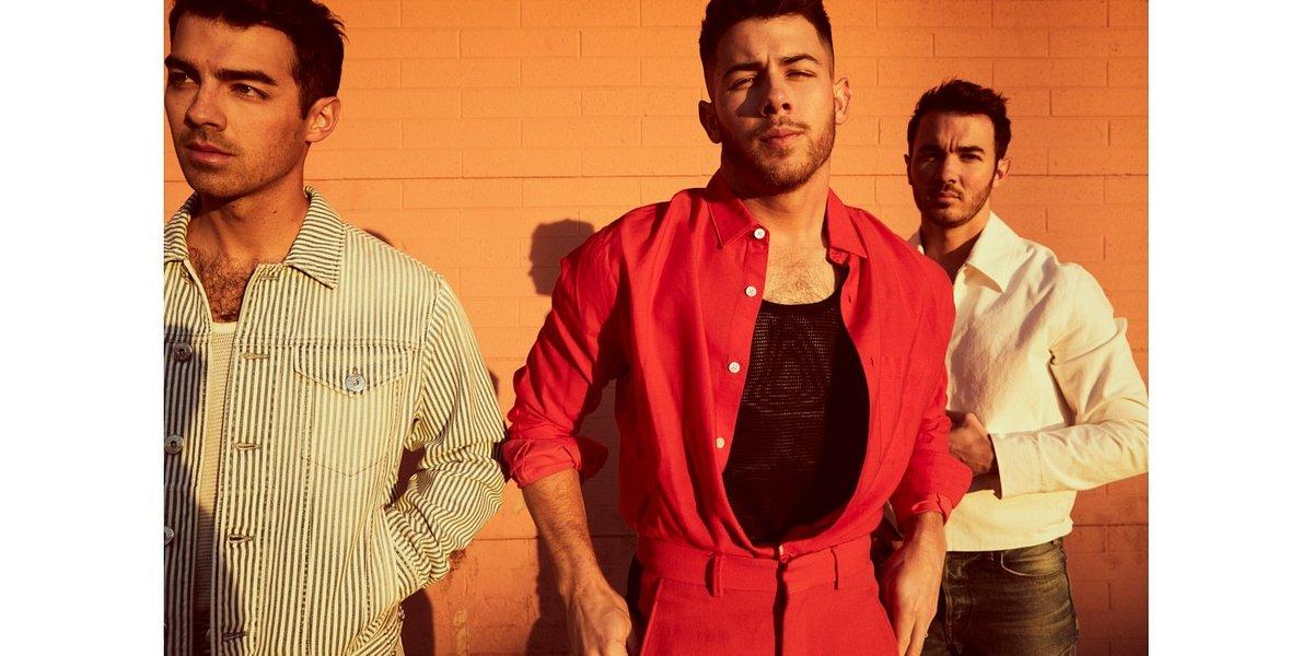 Jonas Brothers zaprosili partnerki do nowego klipu