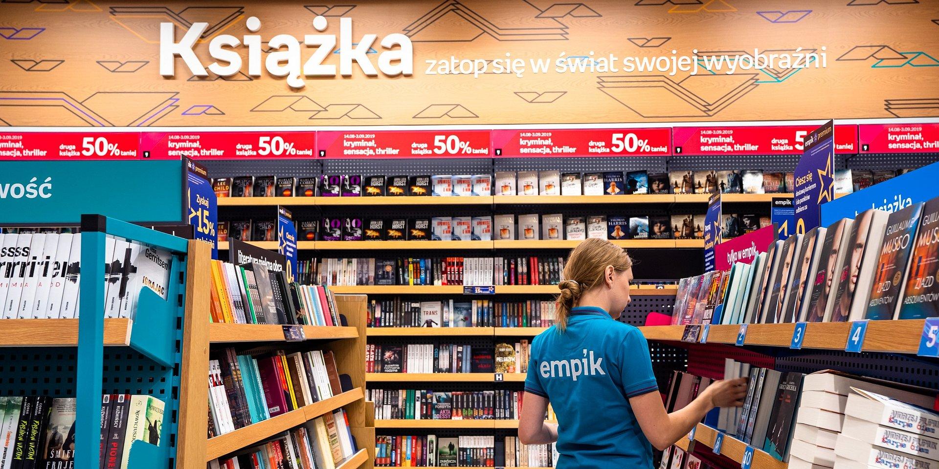 Empik podsumowuje otwarcia salonów w 2019 roku