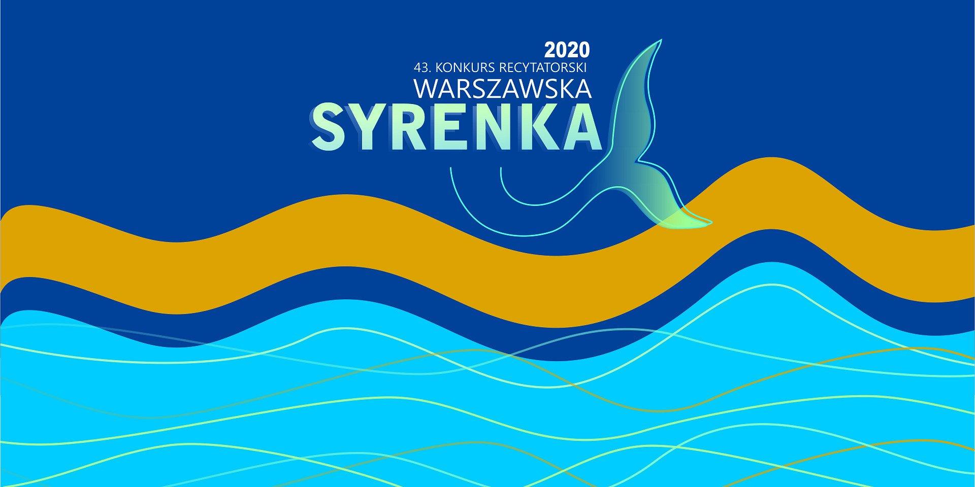 "43. Konkurs Recytatorski ""Warszawska Syrenka"""