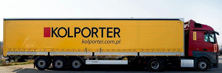 Nowe naczepy w Logistyce Centralnej Kolportera