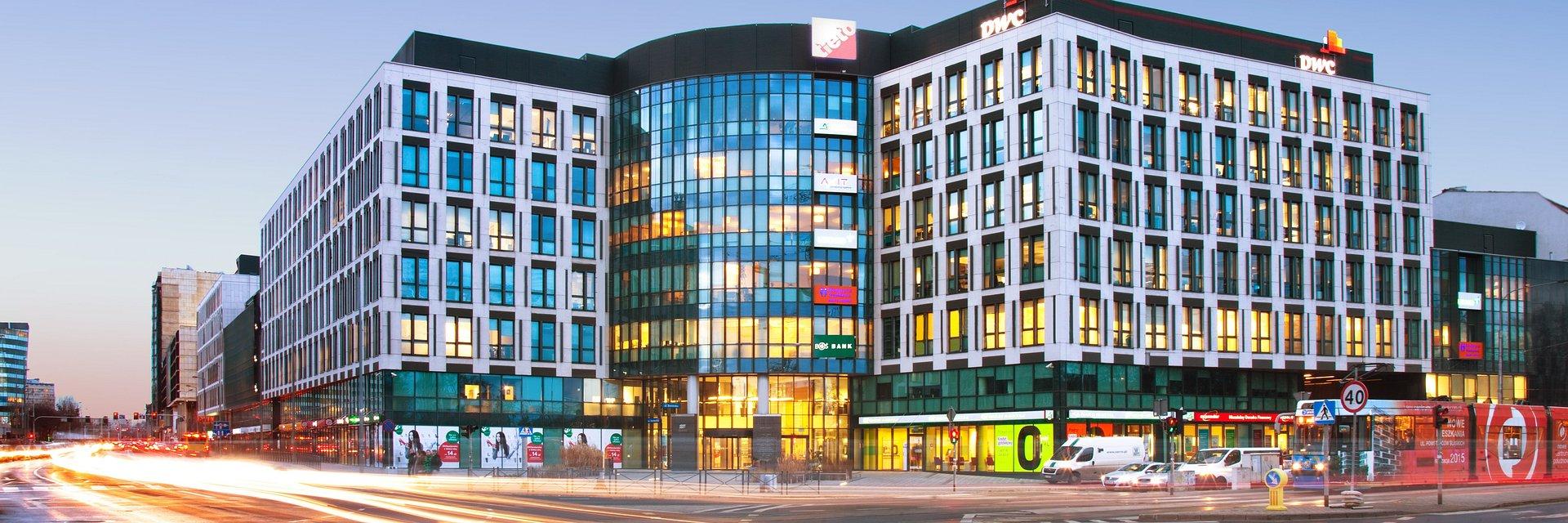 Aquarius Business House we Wrocławiu sprzedany