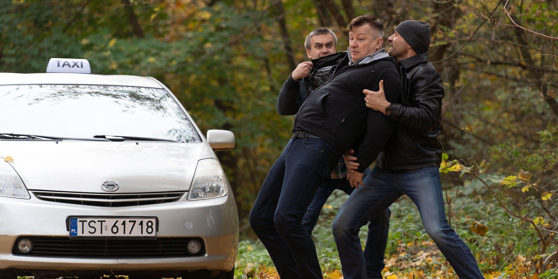 Na Wspólnej: Ojciec Igora brutalnie pobity!