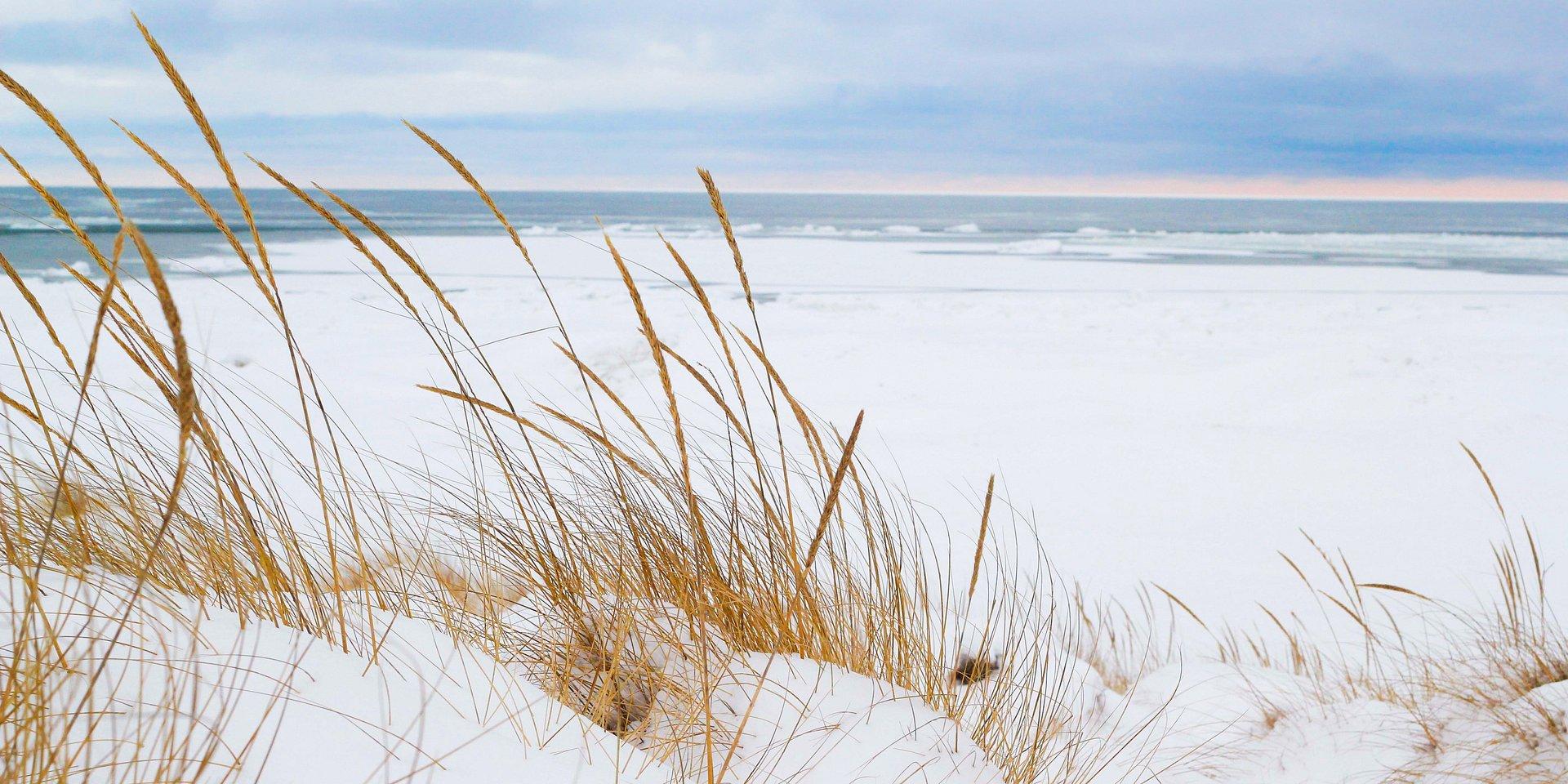 5 powodów, dla których warto jechać zimą nad polskie morze