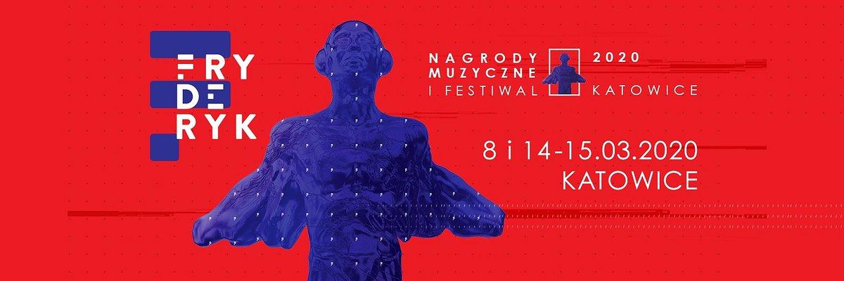Znamy kolejnych artystów, którzy wystąpią podczas FRYDERYK Festiwal 2020!