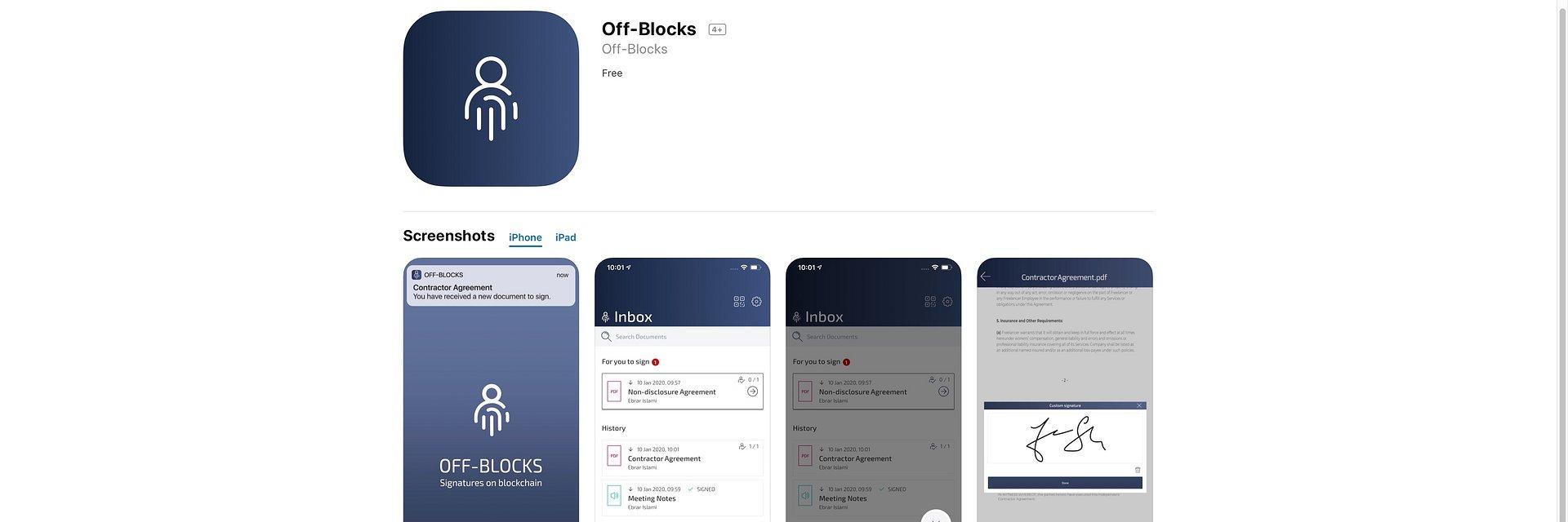 App Store Launch