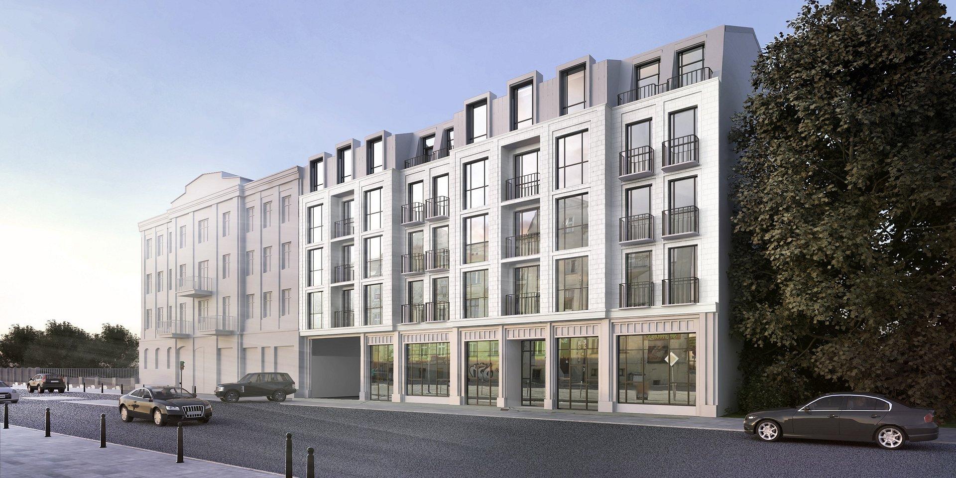 ANTCZAK Residential rozpoczyna inwestycję Łódzka 7 w Kaliszu