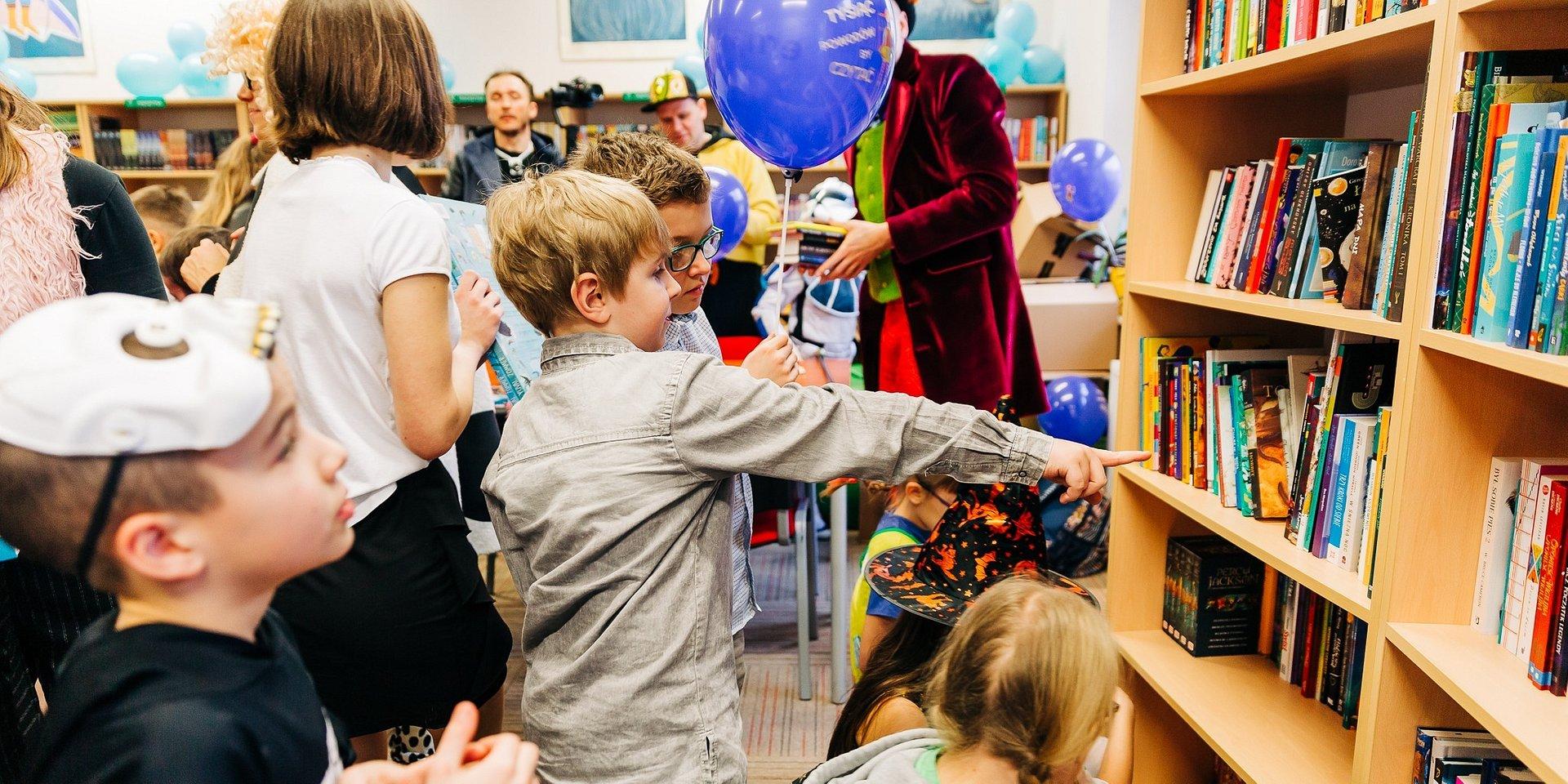 1000 książek od Empiku dla szkoły w Wieliczce
