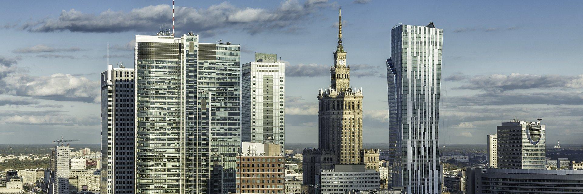 W Warszawie o biuro najtrudniej od 6 lat, ale 2020 przynosi wytchnienie