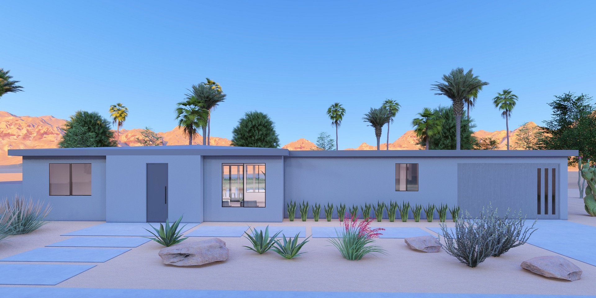 Coldwell Banker Realty Lists Palm Springs Property for $1.349 Million