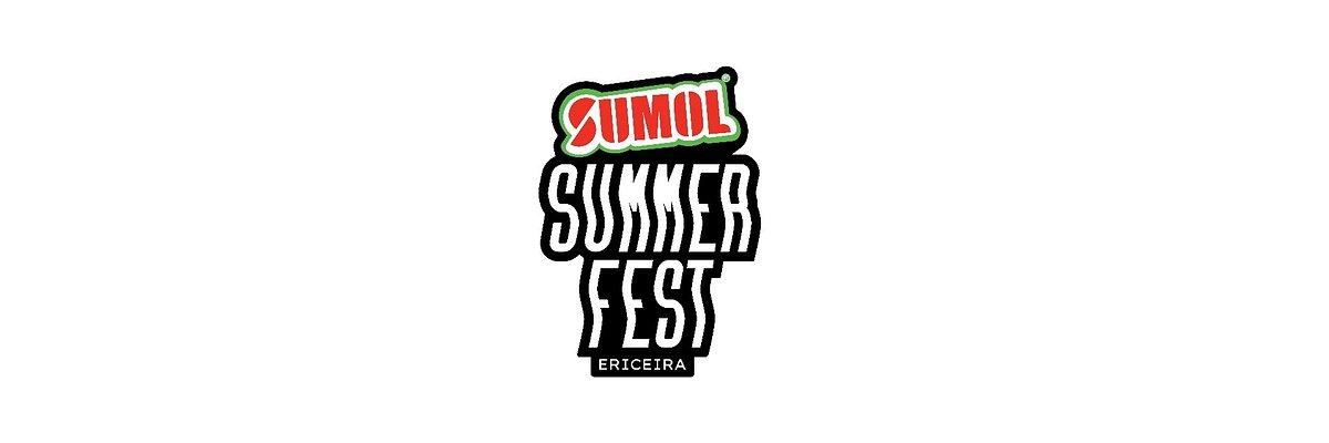 Nova confirmação Sumol Summer Fest: BURNA BOY