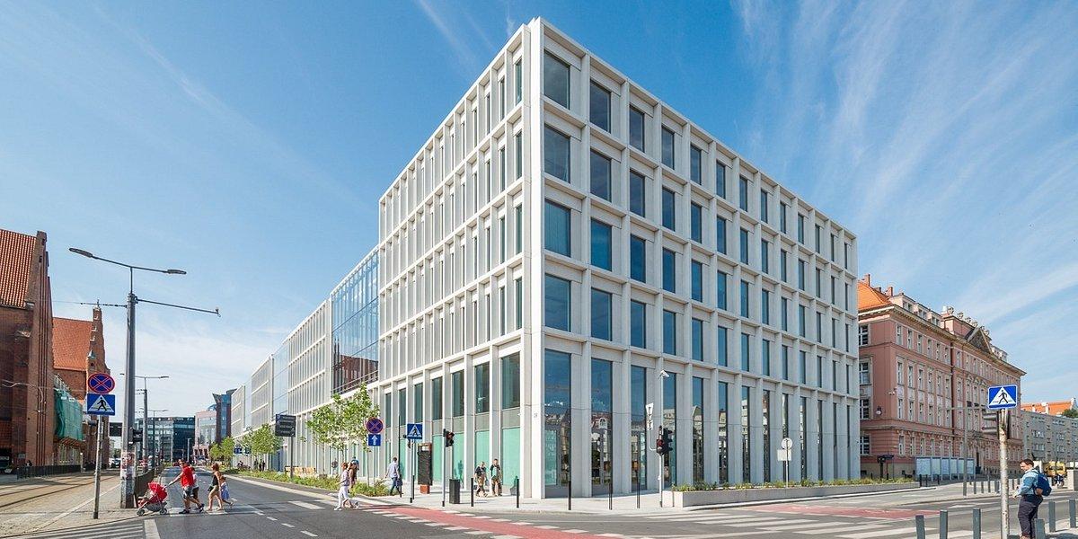 Colliers International powiększa portfolio zarządzanych budynków we Wrocławiu