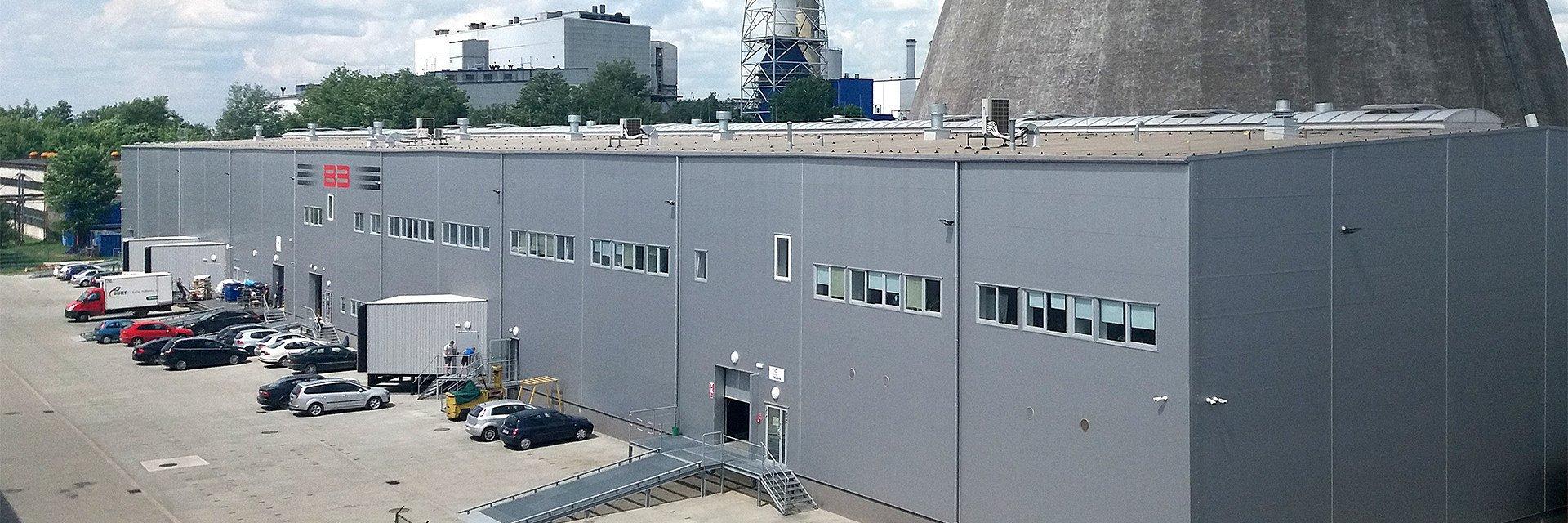 Lider rynku hulajnóg elektrycznych wprowadził się do obiektu Łęgprzem w Krakowie