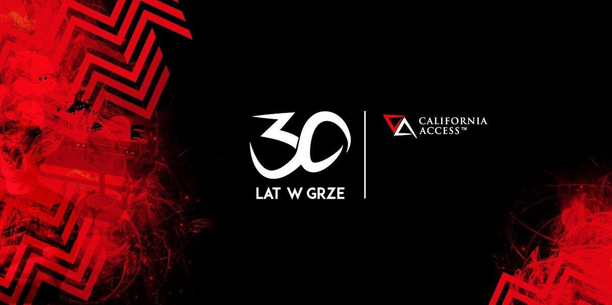 California Access świętuje 30-te urodziny!