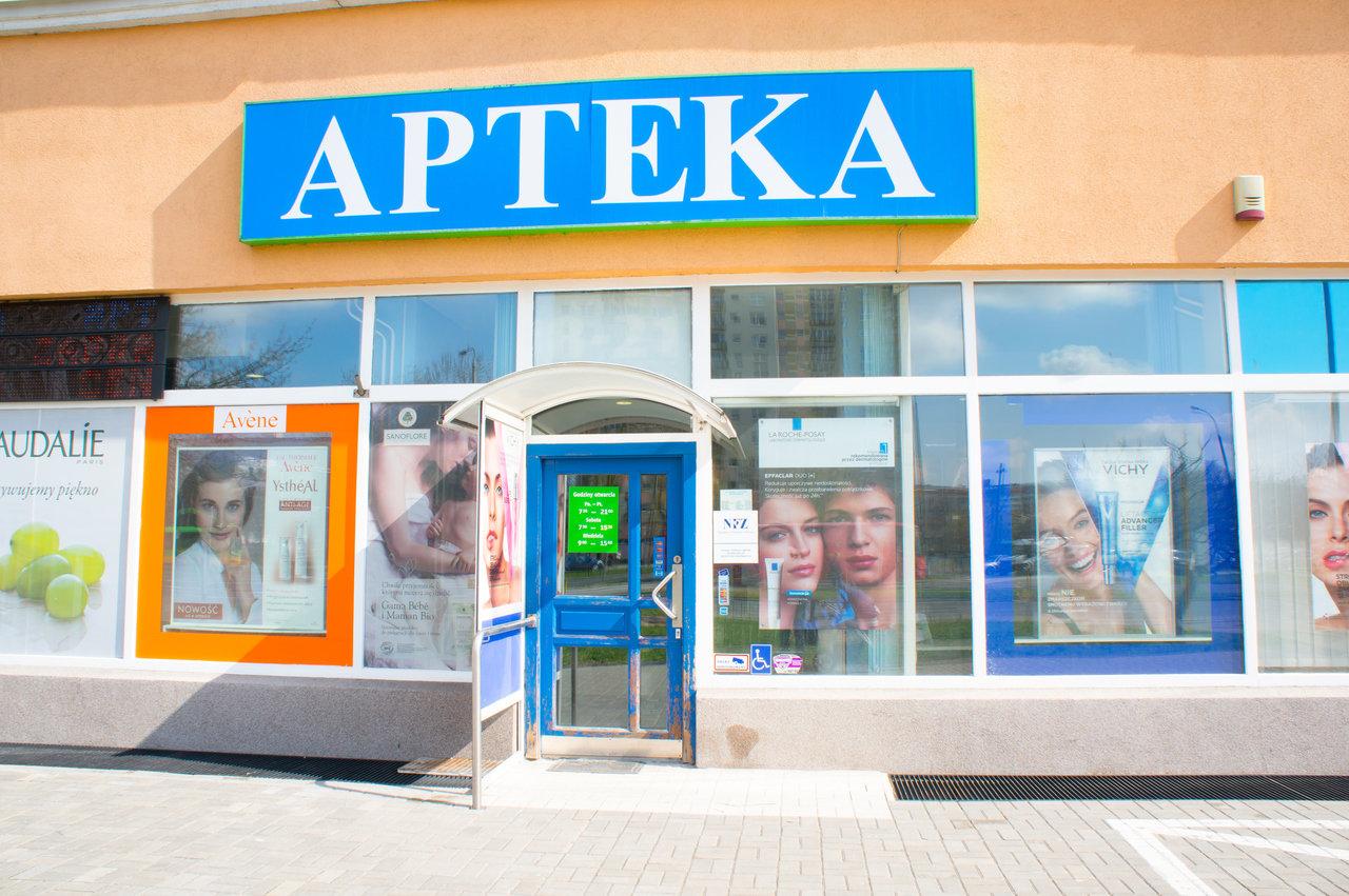Zarządzanie polskimi aptekami z Holandii