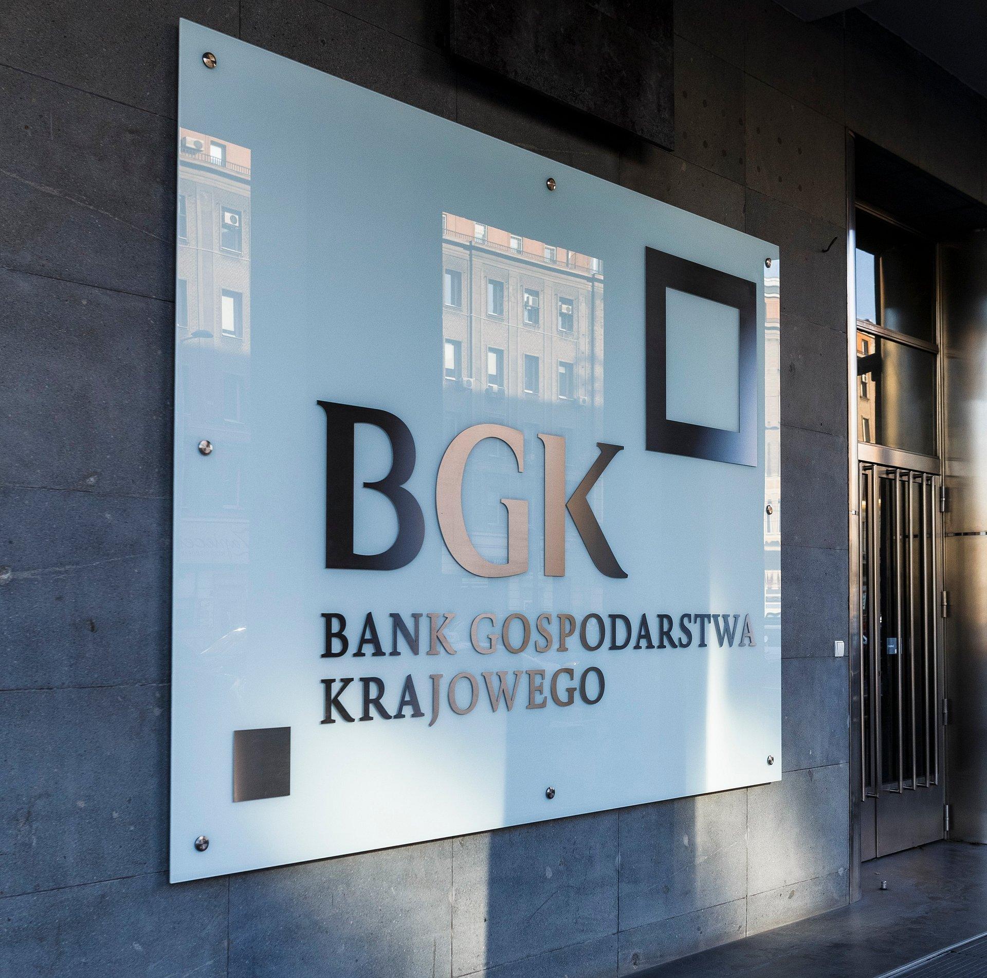 BGK szuka agencji 360˚. Ruszył przetarg