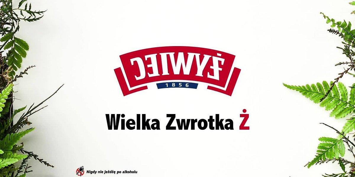 """Brodka, Dorociński i Musiał dołączają do akcji Żywca – """"Wielka Zwrotka Ż"""""""