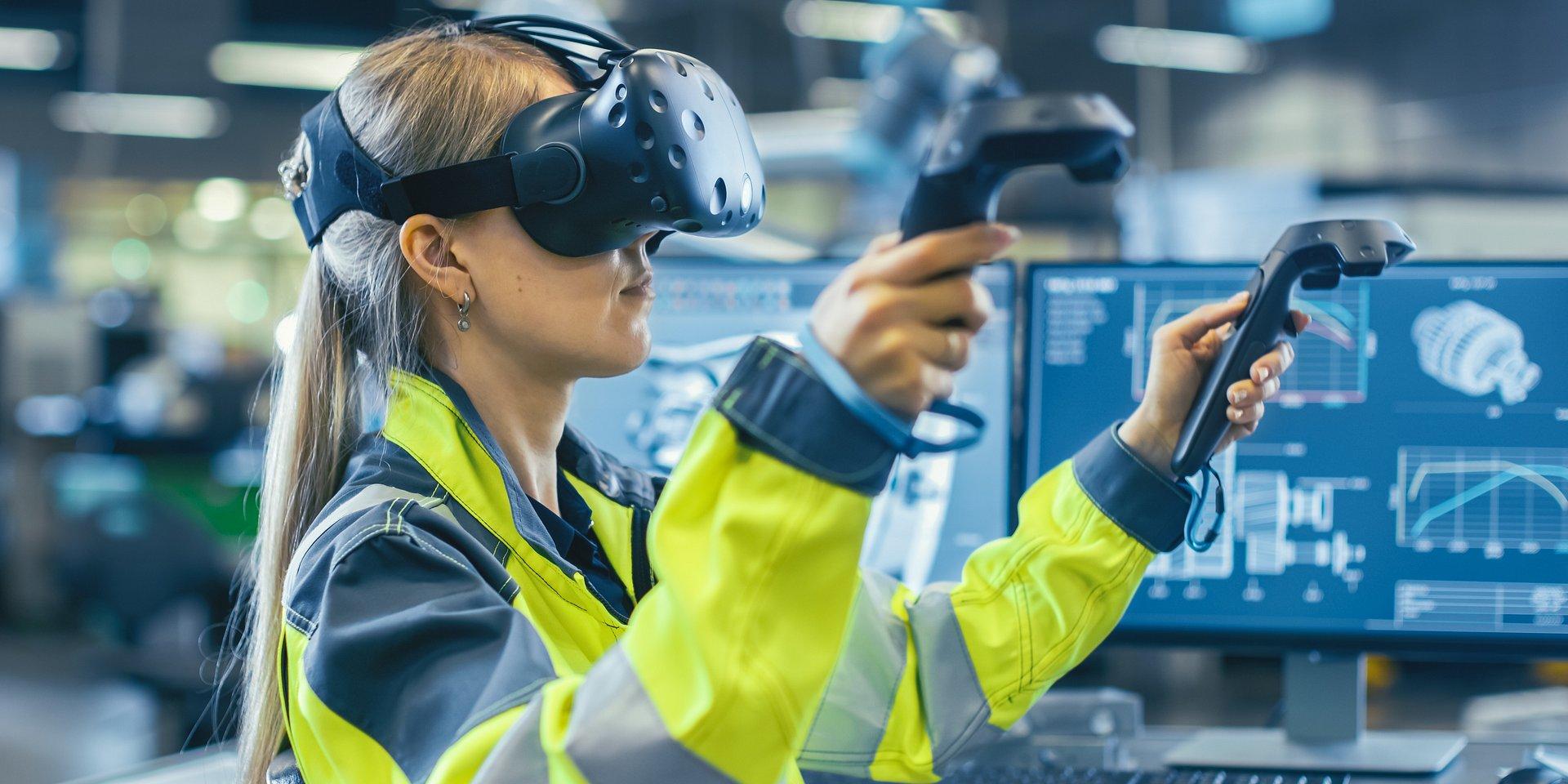 Przemysł 4.0: co składa się na inteligentną fabrykę?