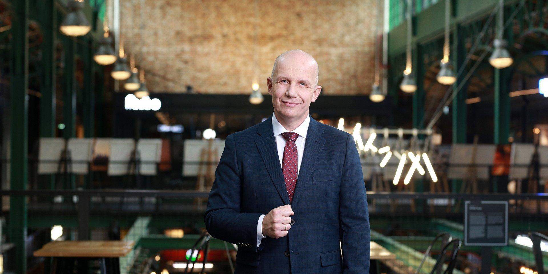 Maciej Kamiński dyrektorem ds. zarządzania nieruchomościami w Globalworth Poland