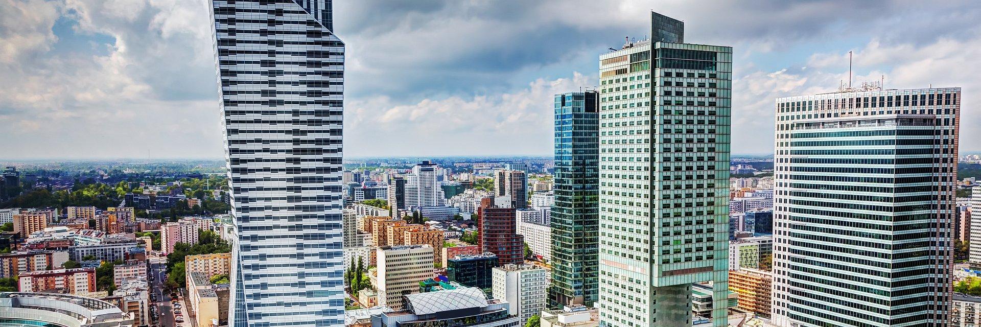 Podaż nie nadąża za popytem na warszawskim rynku biurowym