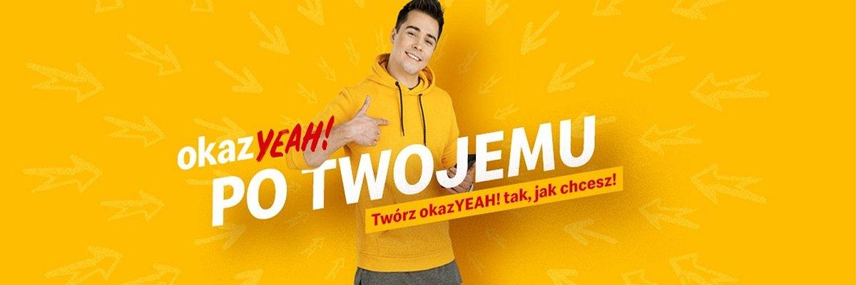 """""""okazYEAH! po Twojemu """" - McDonald's wprowadza personalizowane oferty promocyjne"""