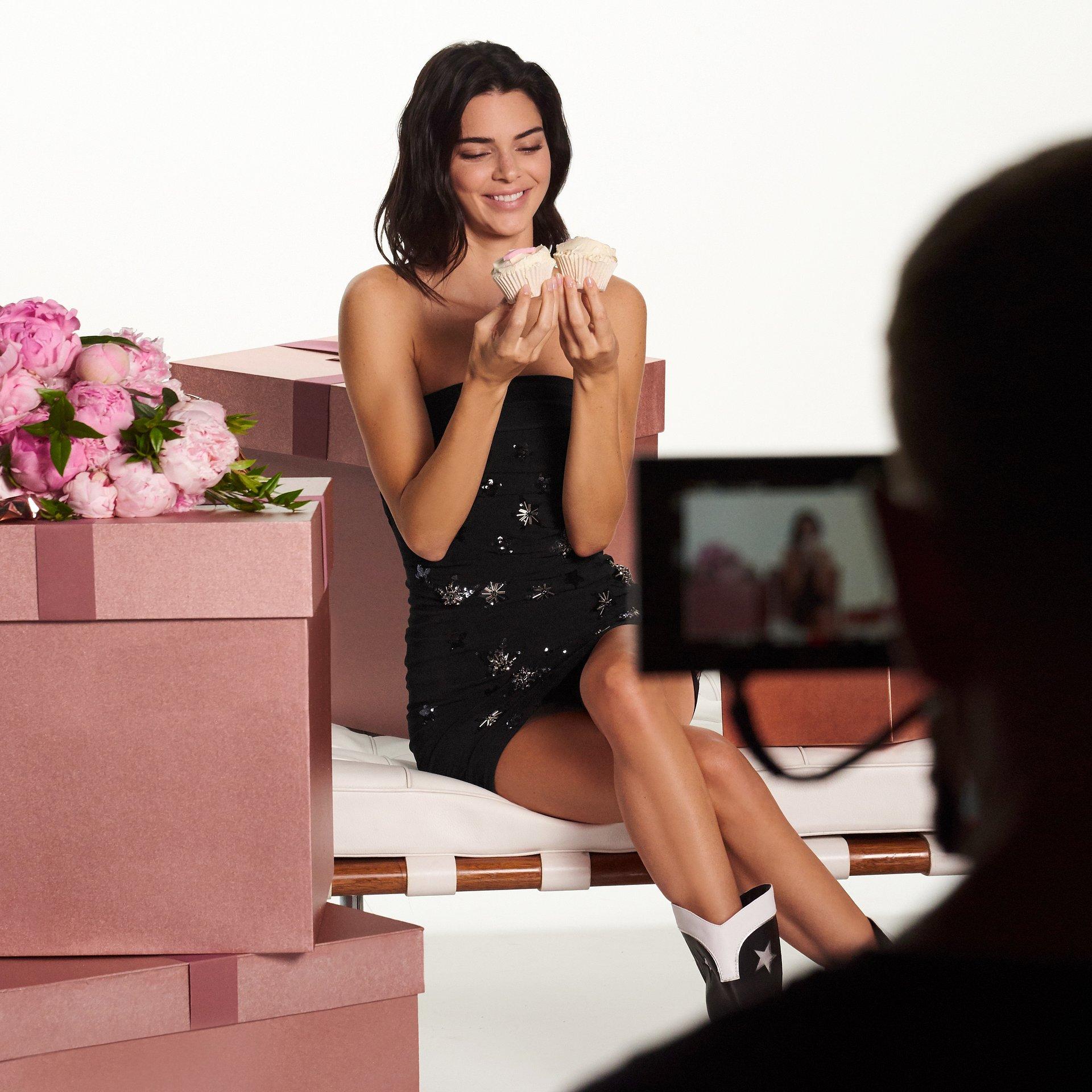 Liu Jo świętuje 25-lecie z Kendall Jenner!