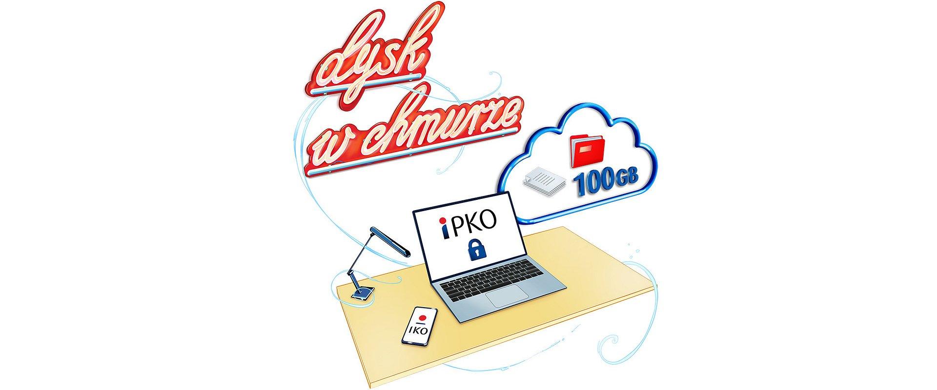 Dysk w chmurze. Nowa usługa dla MSP i przedsiębiorstw w PKO Banku Polskim