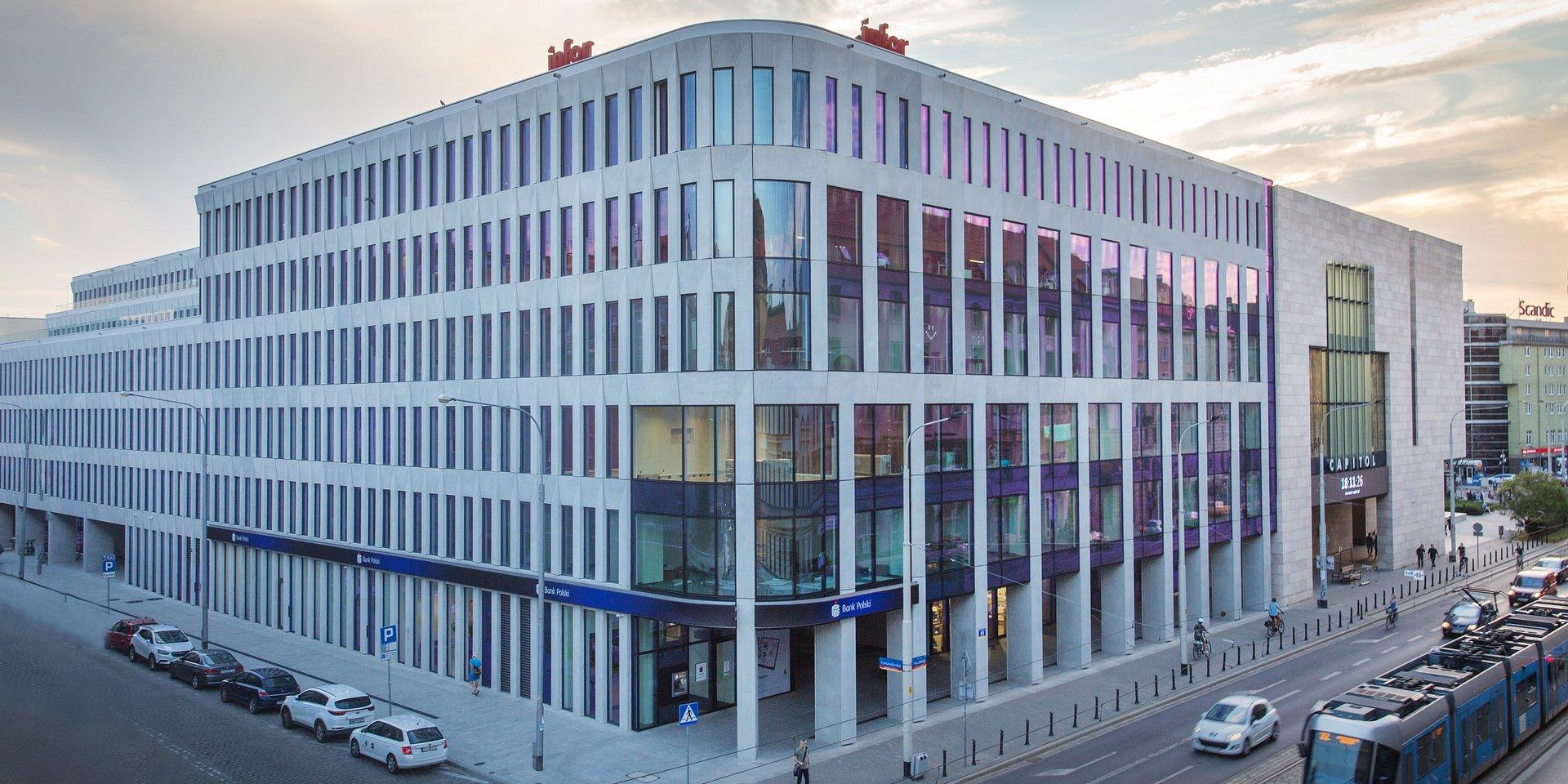 Globalworth przejmuje biurowce Retro Office House i Silesia Star