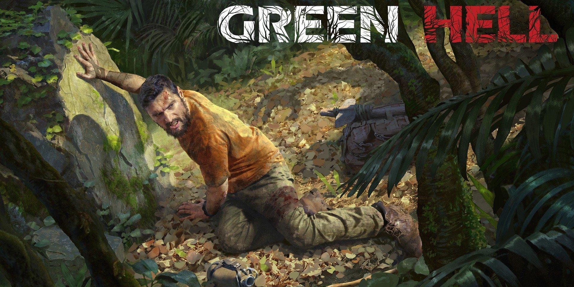 Green Hell ist als eines der ersten polnischen Spiele bei GeForce NOW erhältlich