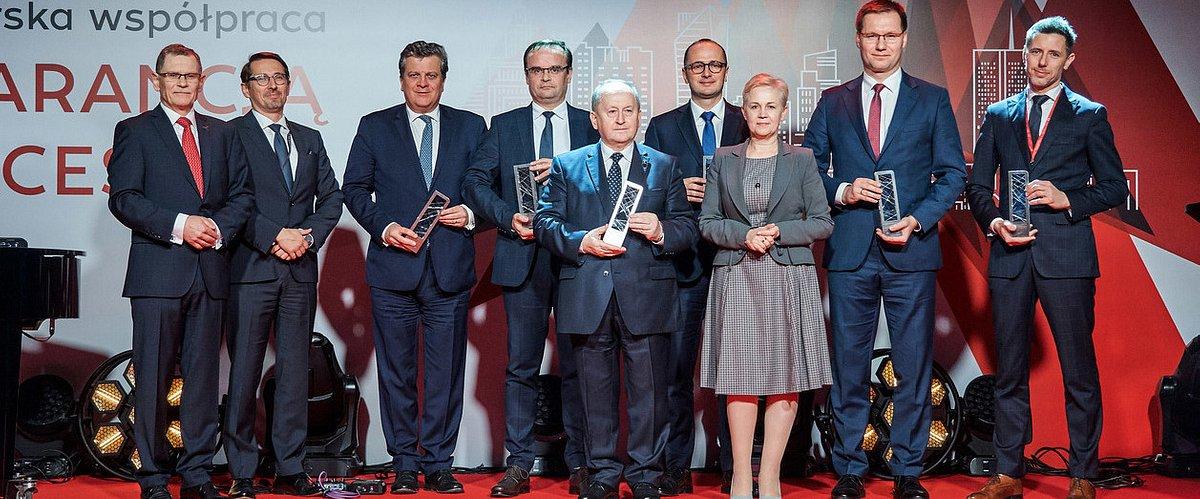 PKO Bank Polski nagrodzony za wspieranie przedsiębiorców