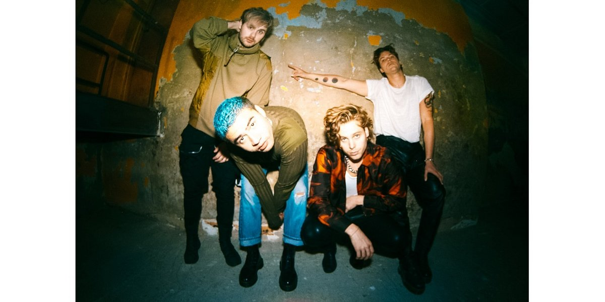 "5 Seconds of Summer zapowiadają nowy album ""Calm"""