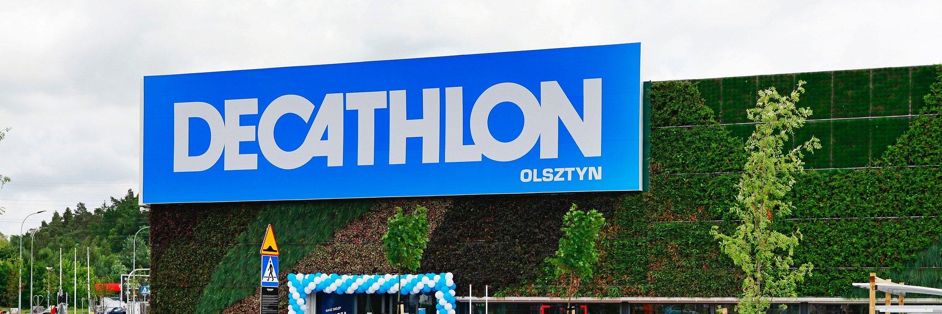 Decathlon otwiera w Olsztynie swój najbardziej ekologiczny sklep w Polsce!