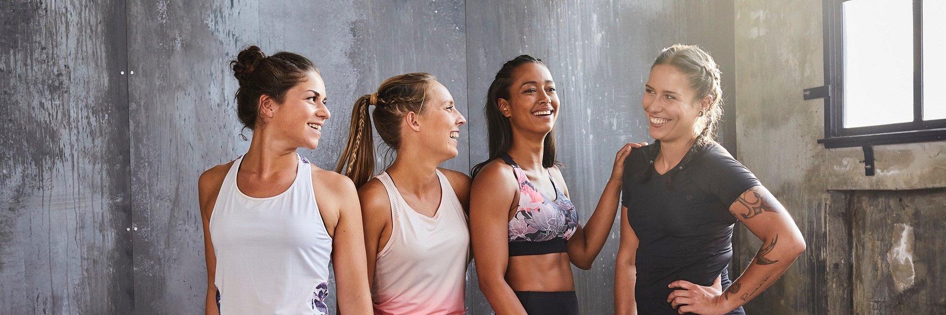 Decathlon zachęca dziewczyny do wzajemnego motywowania się i zaprasza na treningi z QCZAJ'em