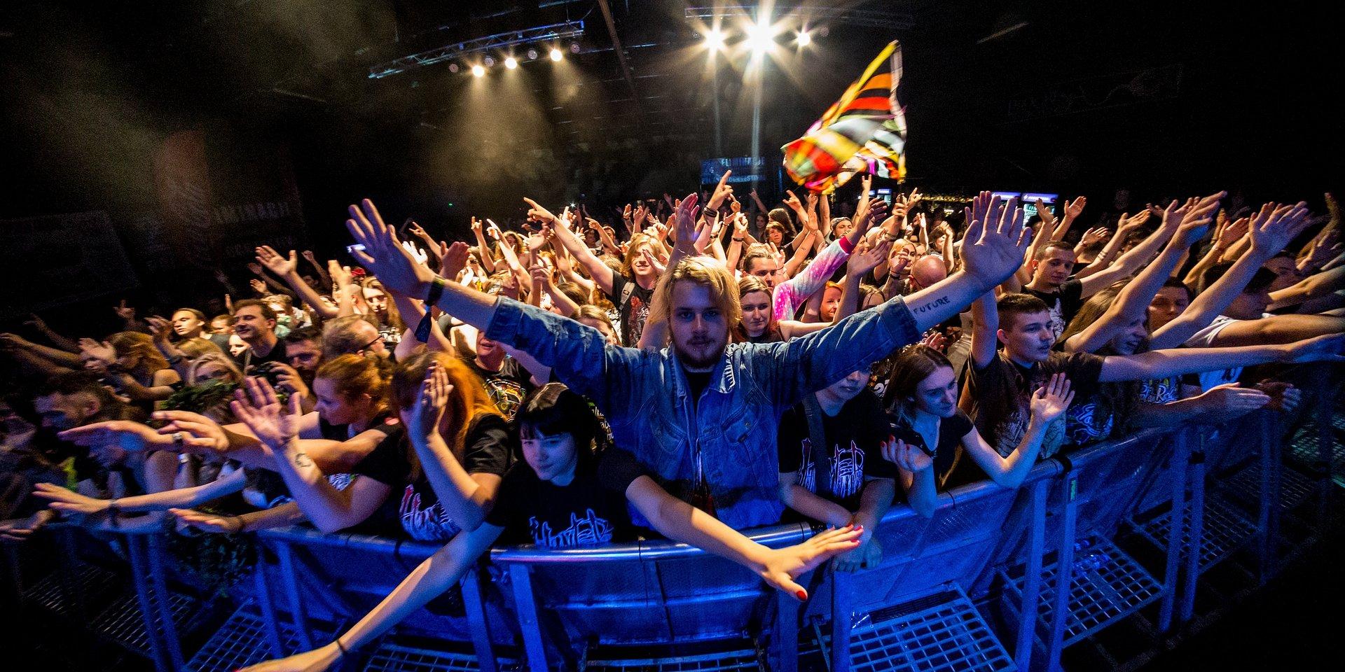 Znamy daty koncertów w ramach Eliminacji do Pol'and'Rock Festival