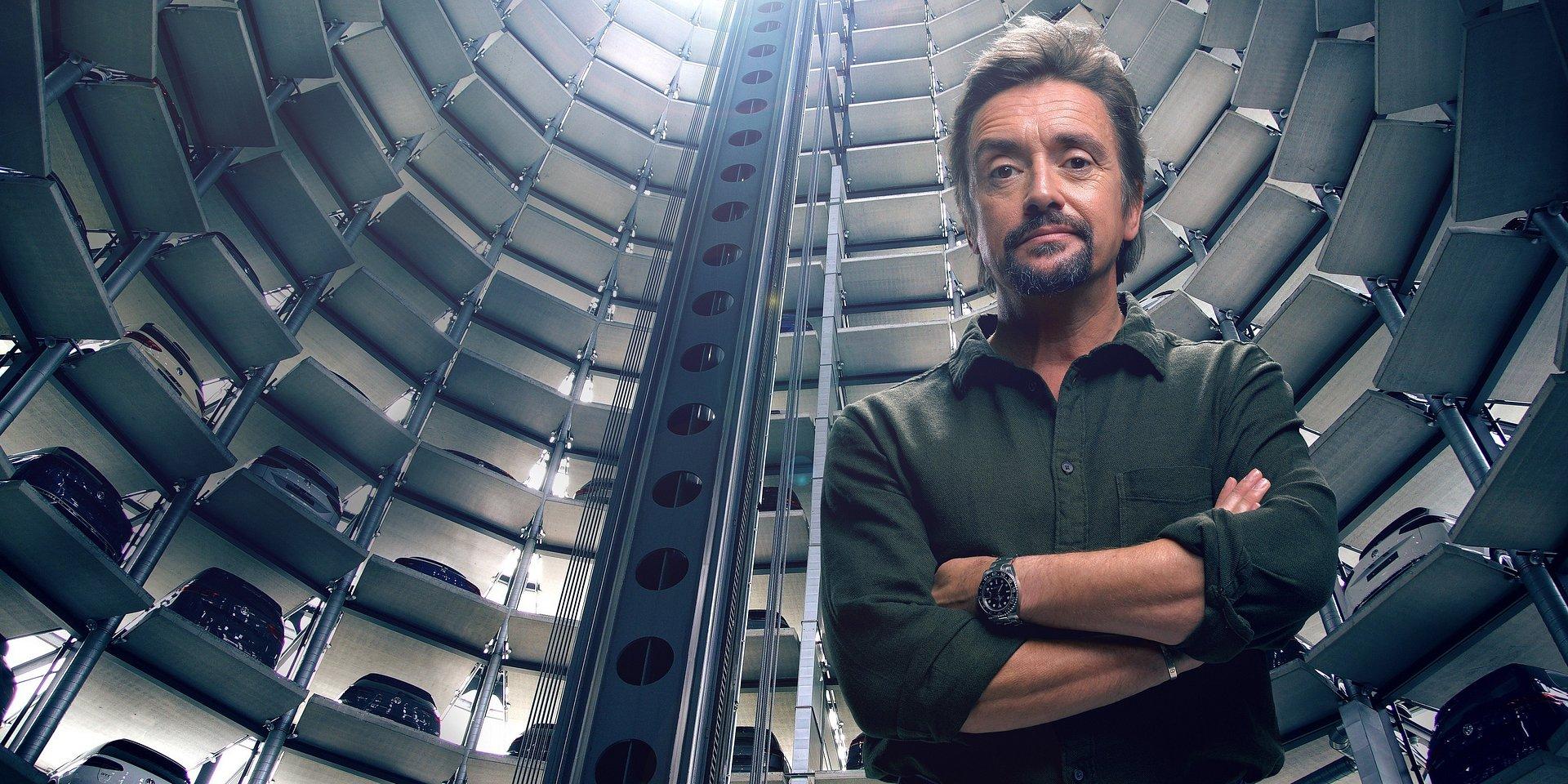 Richard Hammond odwiedzi największą fabrykę samochodów na świecie