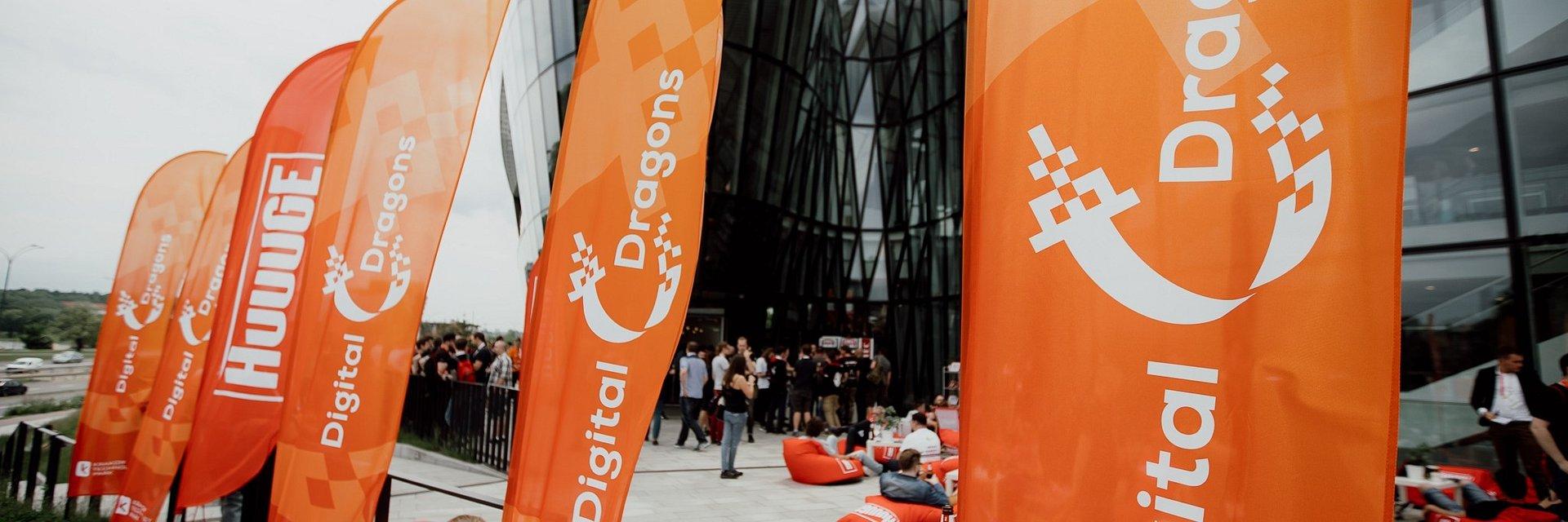 Digital Dragons 2020 – przedstawiciele największych studiów branżowych odwiedzą Kraków!
