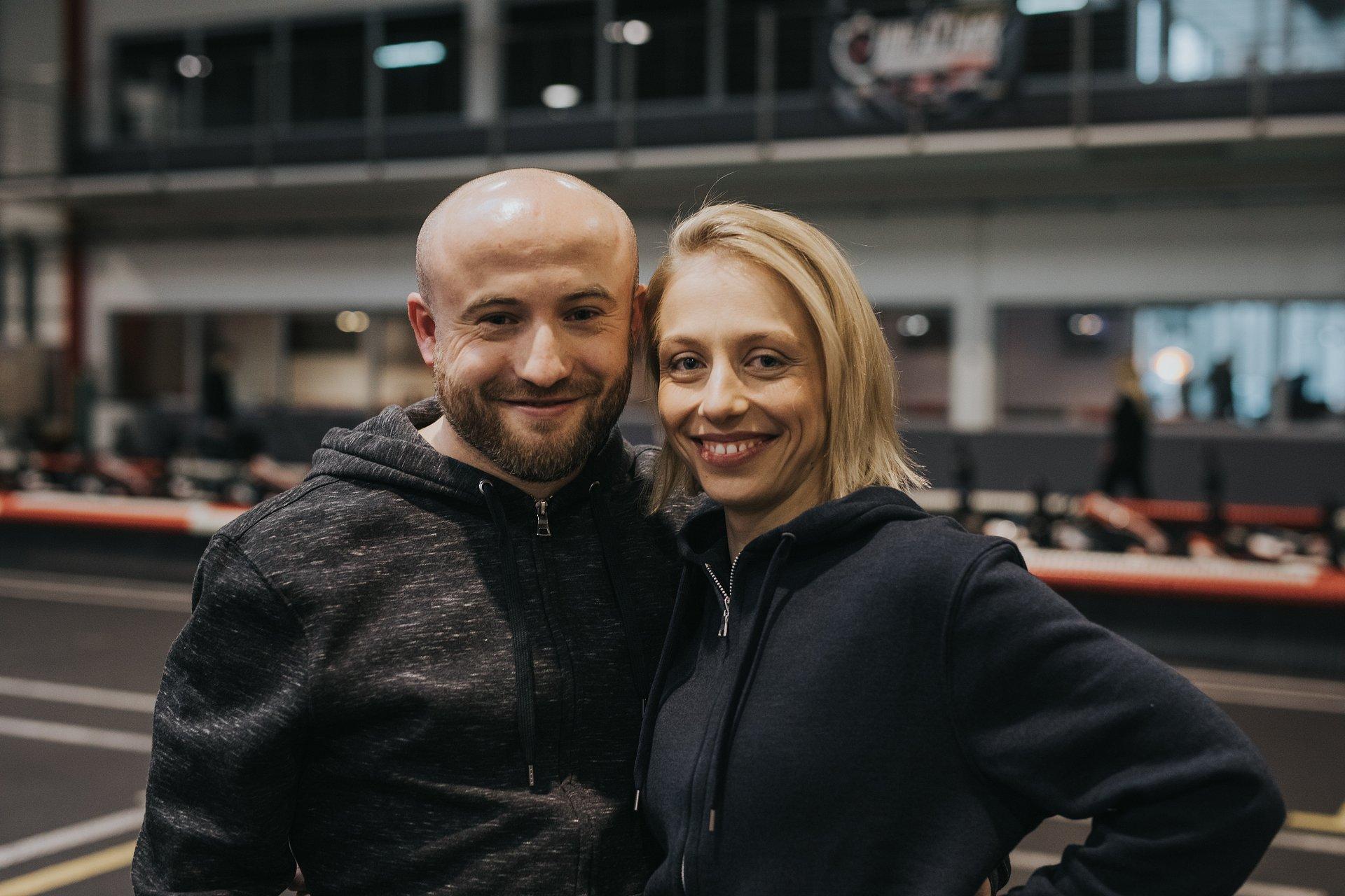 Taka para zdarza się raz na kilka milionów! Jarek i Weronika – Dawcy szpiku