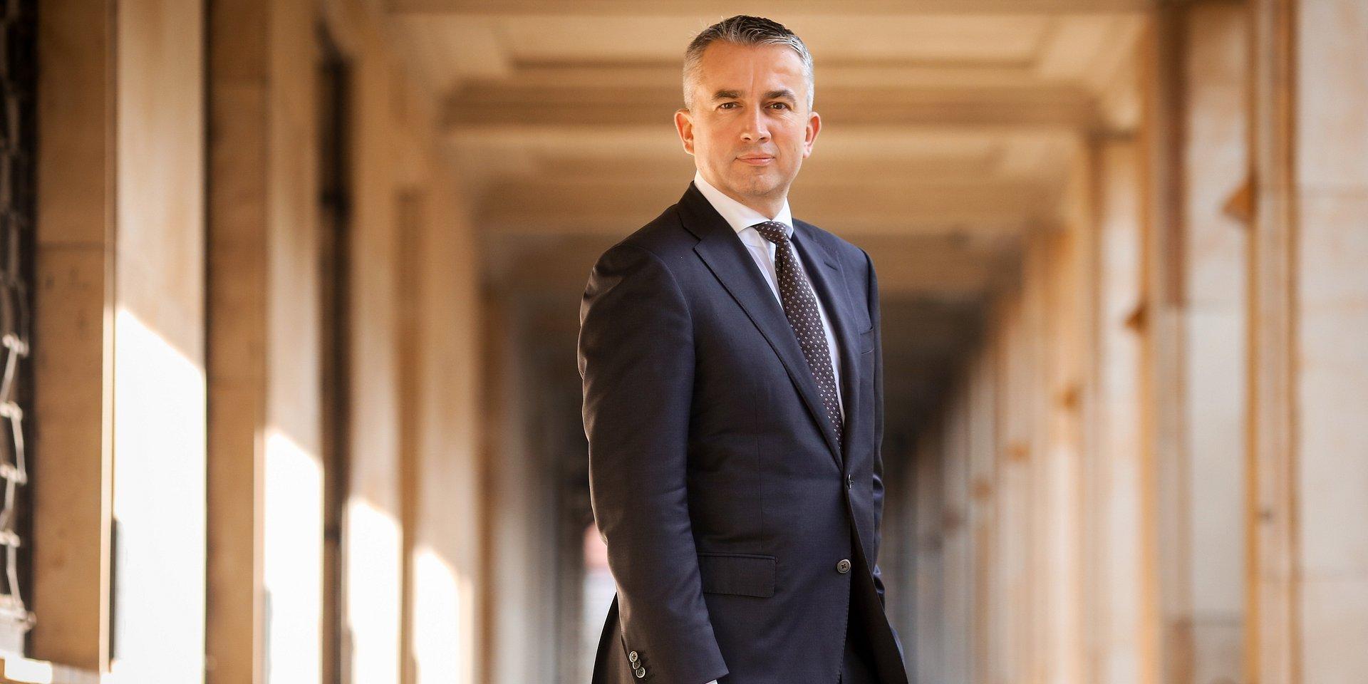 Jacek Levernes joins the Board of Directors of Globalworth Holding B.V.